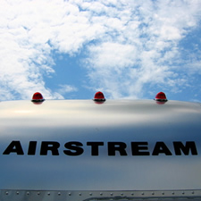 Airstream Camper for Law Practice